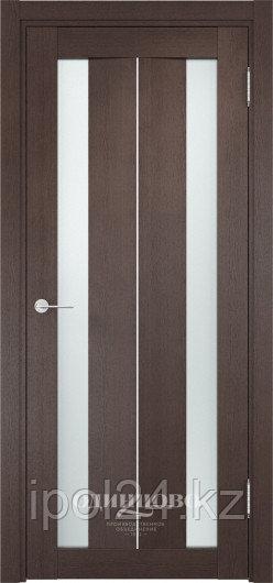 Межкомнатная дверь  Casaporte Сицилия 04 ДО остекление матированное Белое