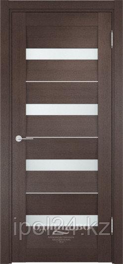 Межкомнатная дверь  Casaporte Сицилия 12 ДО остекление матированное Белое