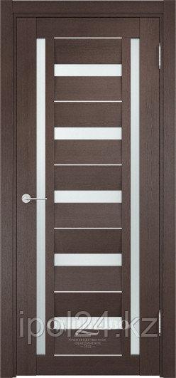 Межкомнатная дверь  Casaporte Сицилия 16 ДО остекление матированное Белое