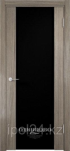 Межкомнатная дверь  Casaporte Сан-Ремо 01 ДО остекление триплекс Белый