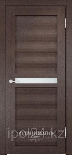 Межкомнатная дверь  Casaporte Венеция 04 ДО остекление матированное Белое