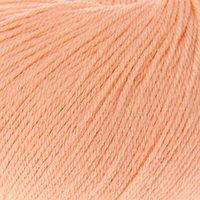 Пряжа 'Baby Wool' 20 кашемир, 40 меринос. шерсть, 40 акрил 175м/50гр (834 персиковый) (комплект из 5 шт.)