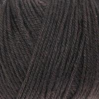 Пряжа 'Baby Wool' 20 кашемир, 40 меринос. шерсть, 40 акрил 175м/50гр (803 черный) (комплект из 5 шт.)