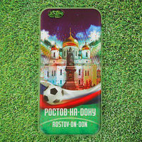 Чехол для телефона iPhone 6 'Ростов-на-Дону. Собор Пресвятой Богородицы'