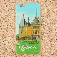 Чехол для телефона iPhone 6 'Крым. Массандровский дворец'