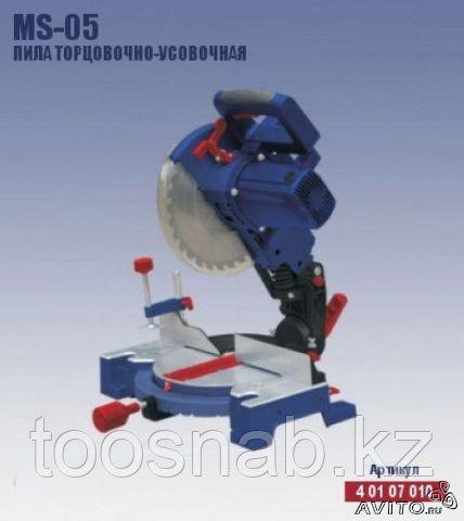 MS-05 Пила торцовочно-усовочная Кратон