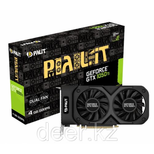 Видеокарта Palit NE5105T018G1-1071D 4GB GTX 1050 Ti GDDR5 128-bit