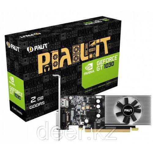 Видеокарта Palit NE5103000646-1080F 2GB GT 1030 GDDR5 64-bit