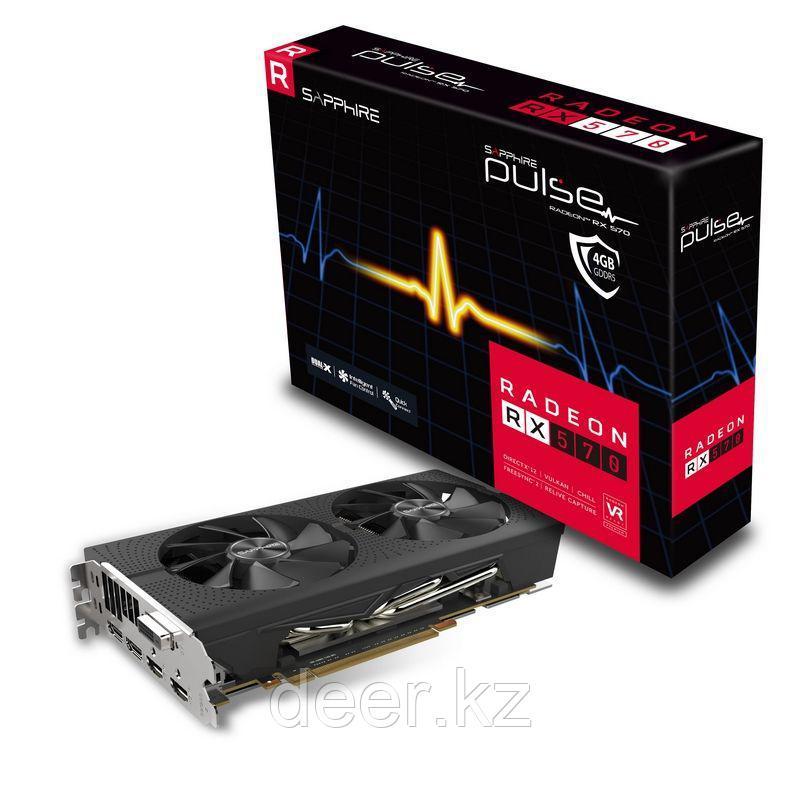 Видеокарта SAPPHIRE 11266-04-20G 4GB RX570 GDDR5 256-bit