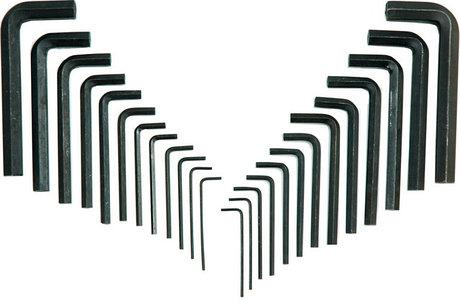 Ключи имбусовые HEX (шестигранные)