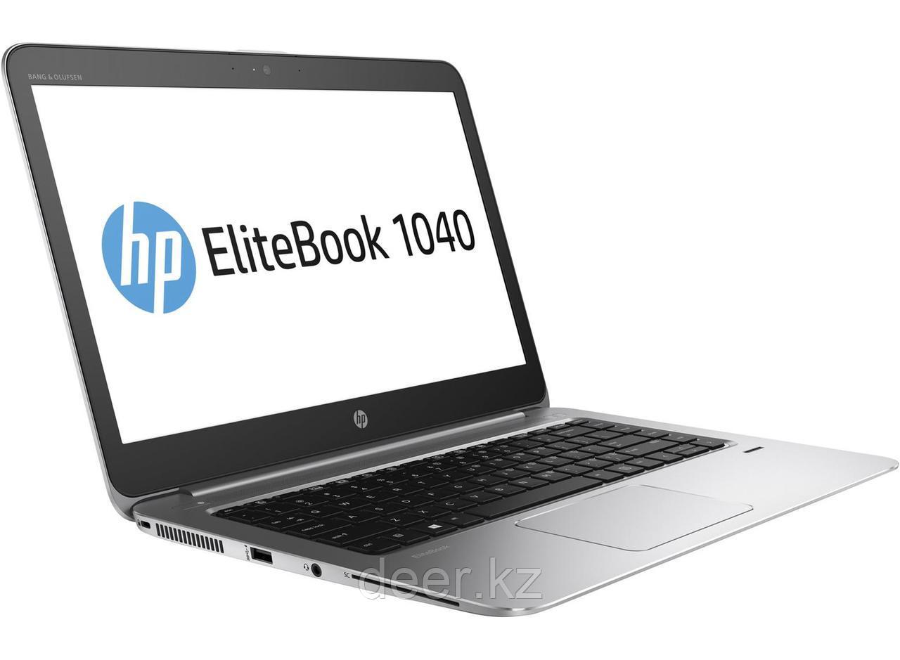 """Ноутбук HP Folio 1040 G3 Y8Q95EA, 14"""" FHD, i5-6200U"""