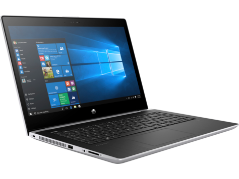 Ноутбук HP 2RS40EA UMA i3-7100U 440G5/14 FHD