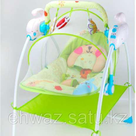 Качели Baby cradle 801 с пультом