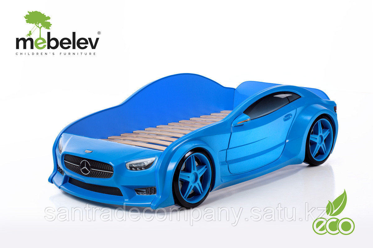 3D кровать машина EVO  Мерседес