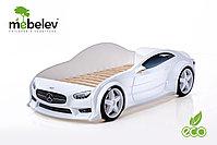 3D кровать машина EVO  Мерседес, фото 2