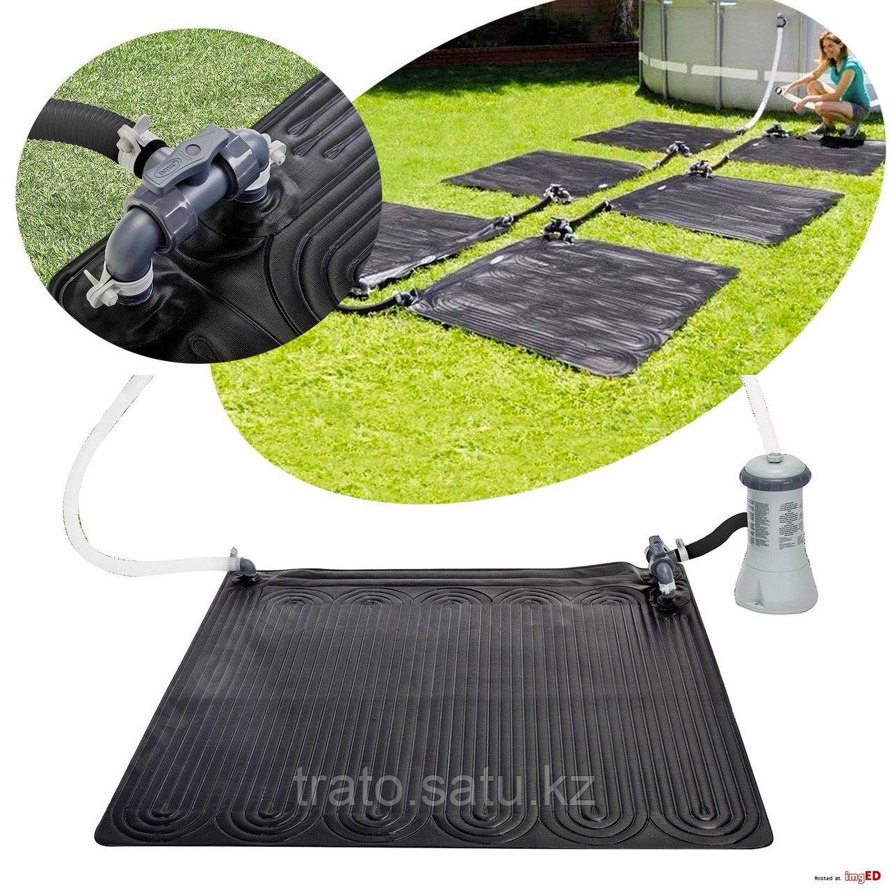 """Водонагреватель Intex """"Eco-Friendly Solar Heating Mat"""" 120х120 см"""
