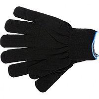 Перчатки нейлон, 13 класс, чёрные, XL Россия