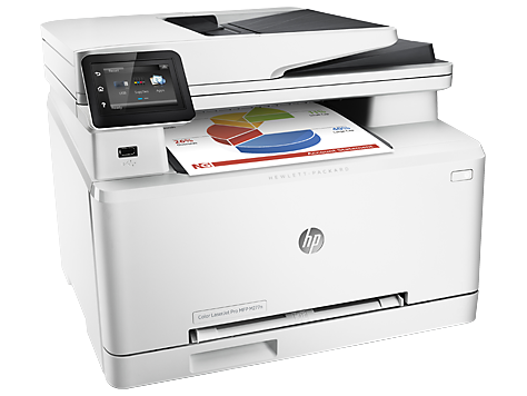 МФУ HP Color LaserJet Pro MFP M277n  A4 (210x297 мм)