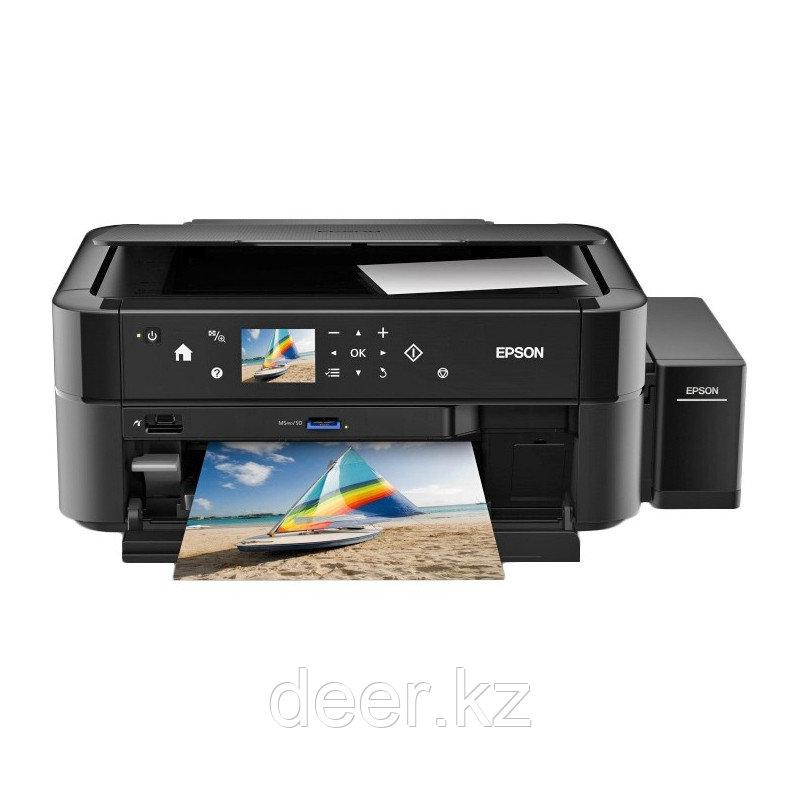 МФУ Epson L850, Принтер A4, 5760x1440dpi
