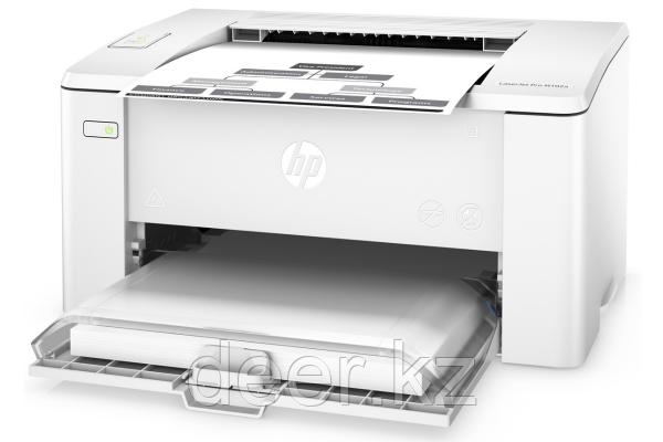 Принтер лазерный HP LaserJet M102a G3Q34A_S, A4
