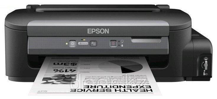 Принтер струйный Epson M100 C11CC84311, A4