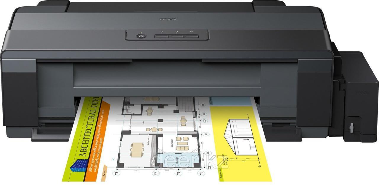 Принтер струйный Epson L1300, C11CD81402