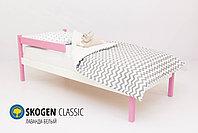 Детская кровать Бельмарко «Skogen classic лаванда-белый», фото 3