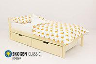 Детская кровать Бельмарко «Skogen classic бежевый», фото 2