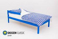 Деревянная кровать Бельмарко ''Skogen classic синий'', фото 3