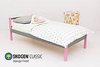 Детская кровать Бельмарко «Skogen classic Лаванда-Графит», фото 2