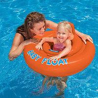 Детский надувной круг для плавания, Intex, фото 1