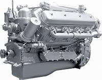 Двигатель ЯМЗ  238БК