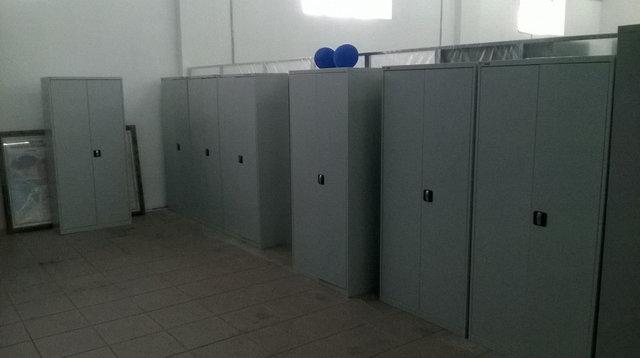 ТОО Комек Машинер Казахстан, филиал в Астане, шкафы архивные 53