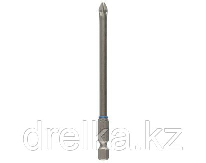 Бита для шуруповерта ЗУБР 26013-2-100-1, торсионная кованая, обточенная, хромомолибденовая сталь