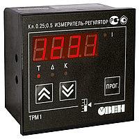 ТРМ 1 - Измеритель-регулятор одноканальный (Р)