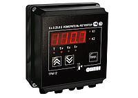 ТРМ12 - Измеритель, ПИД-регулятор для управления задвижками и трехходовыми клапанами (Р)