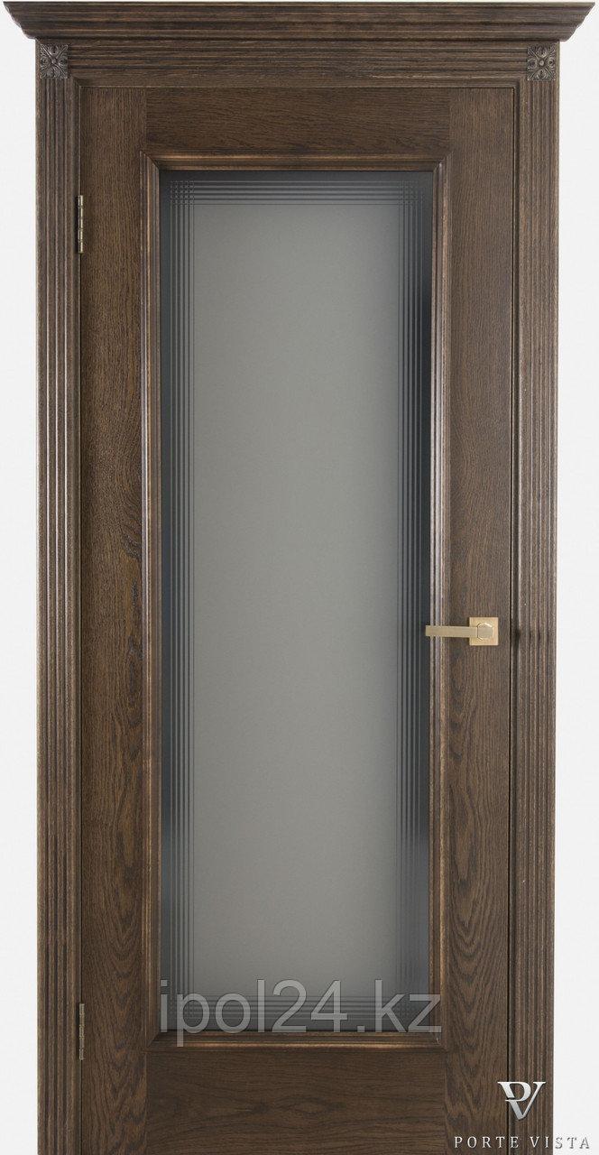 Межкомнатная дверь  Porte Vista Классика Верда