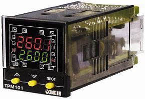 ТРМ101 - ПИД-регулятор с универсальным входом и интерфейсом RS485 (Р, К, С, Т, И, У)