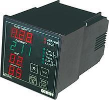 МПР51-Щ4 - Регулятор температуры и влажности, программируемый по времени RS485 или RS232