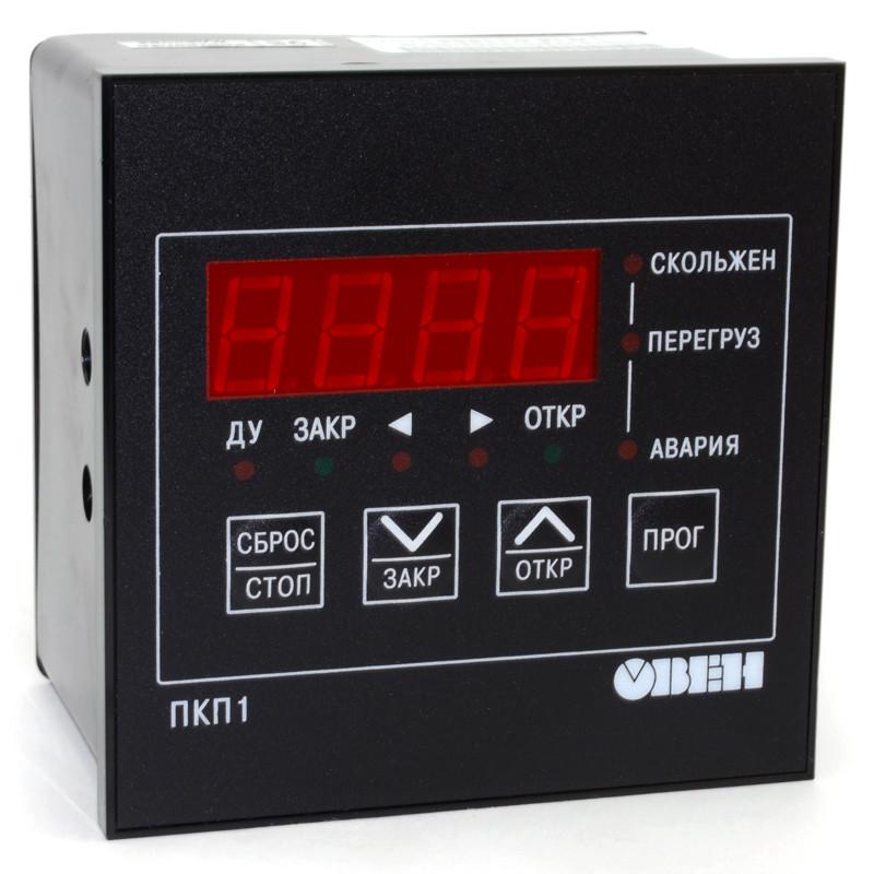 ПКП-1 - Устройство управления и защиты электропривода задвижки без применения концевых выключателей