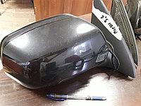 Зеркало левое в сборе на Porsche Cayenne 957 С 2007 по 10 год б/у