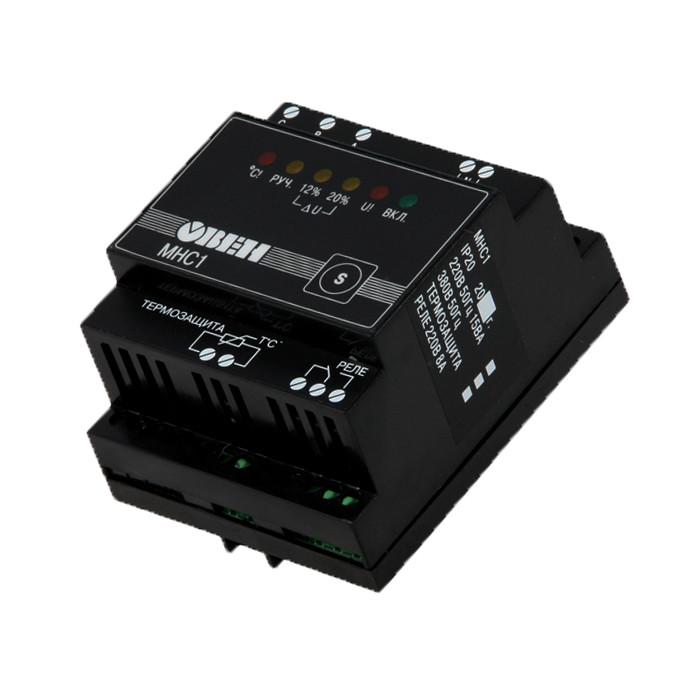 МНС-1 - Монитор напряжения сети.