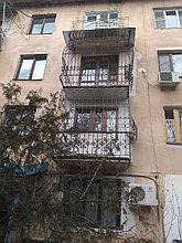 Балконные кованные решетки