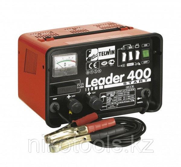 Пуско-зарядное  устройство Leader 400 Start Telwin