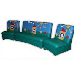 Изготовление мягкой мебели для детских садов