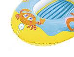 Надувная лодочка Крабики 135х89см, от 3-10 лет (34009) МИКС , фото 2