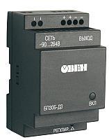 БП30Б-Д3 - Блок питания одноканальный; Мощность 30Вт.; Выходное напряжение 24 или 36В.