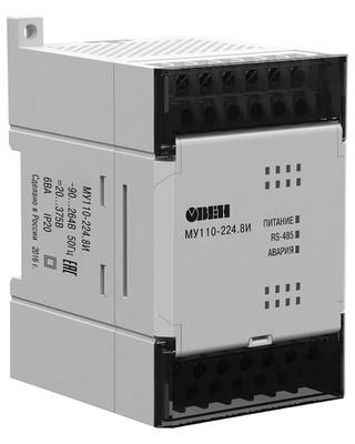 МУ110-224.8И - Модуль аналогового вывода RS-485