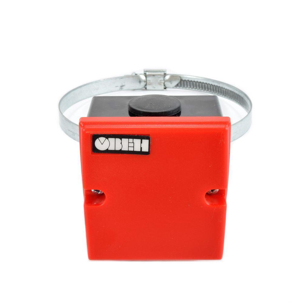ДТС3225-РТ100.В2 - Накладной датчик ОВЕН ДТС3225 предназначен для измерения температуры воды в трубопроводах.