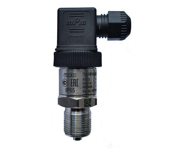 ПД100-ДИ-111-0,5 - Преобразователь давления общепромышленный, выход 4-20 мА,  предел измерений 0,016…6,0 МПа.